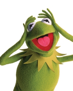 """The Muppets"" Kermit the Frog"